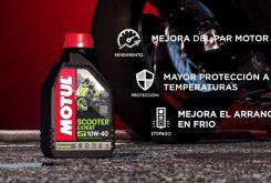 Motul Powersport scooter