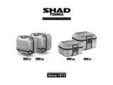Shad Terra maletas aluminio
