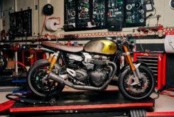Triumph Garage Icon concurso 21