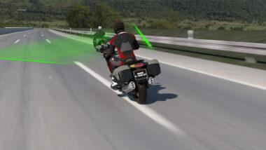 BMW Motorrad Control de Crucero Activo ACC (10)