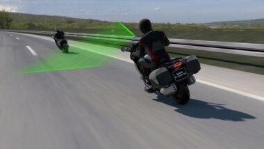 BMW Motorrad Control de Crucero Activo ACC (12)