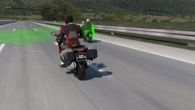 BMW Motorrad Control de Crucero Activo ACC (13)