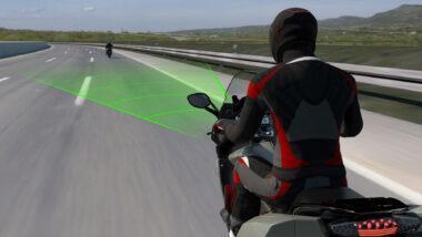 BMW Motorrad Control de Crucero Activo ACC (15)