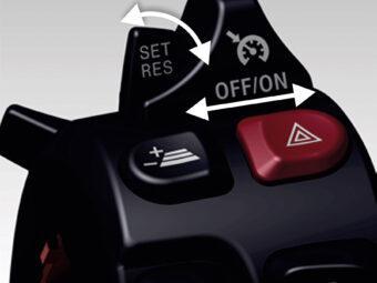 BMW Motorrad Control de Crucero Activo ACC (19)