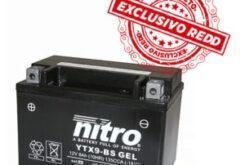 Baterías Nitro