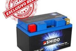 Baterías Shido