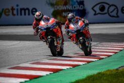 Jorge Lorenzo Andrea Dovizioso Ducati MotoGP (1)