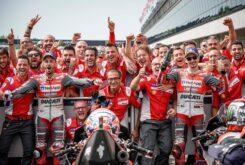 Jorge Lorenzo Andrea Dovizioso Ducati MotoGP (2)