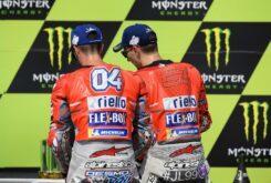 Jorge Lorenzo Andrea Dovizioso Ducati MotoGP (3)
