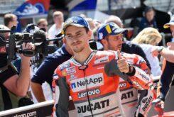 Jorge Lorenzo Andrea Dovizioso Ducati MotoGP (4)