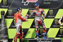 Jorge Lorenzo Andrea Dovizioso Ducati MotoGP (5)