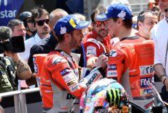 Jorge Lorenzo Andrea Dovizioso Ducati MotoGP (6)