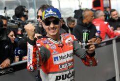 Jorge Lorenzo Ducati MotoGP