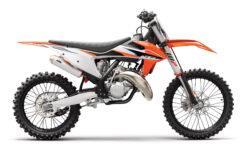 KTM 150 SX 2021 motocross