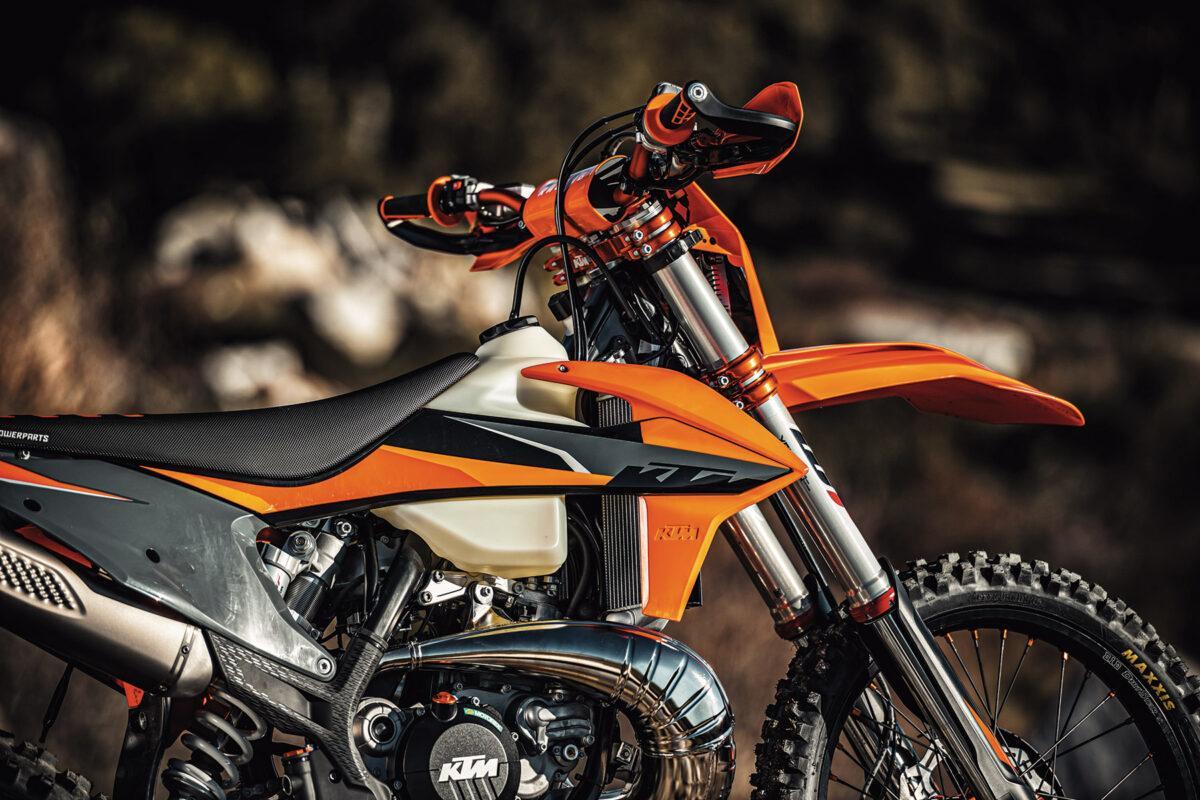 KTM 300 EXC TPI 2021 - Precio, fotos, ficha técnica y