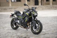 Kawasaki Z650 detalles 29 2020