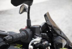 Kawasaki Z650 detalles cupulita 2020