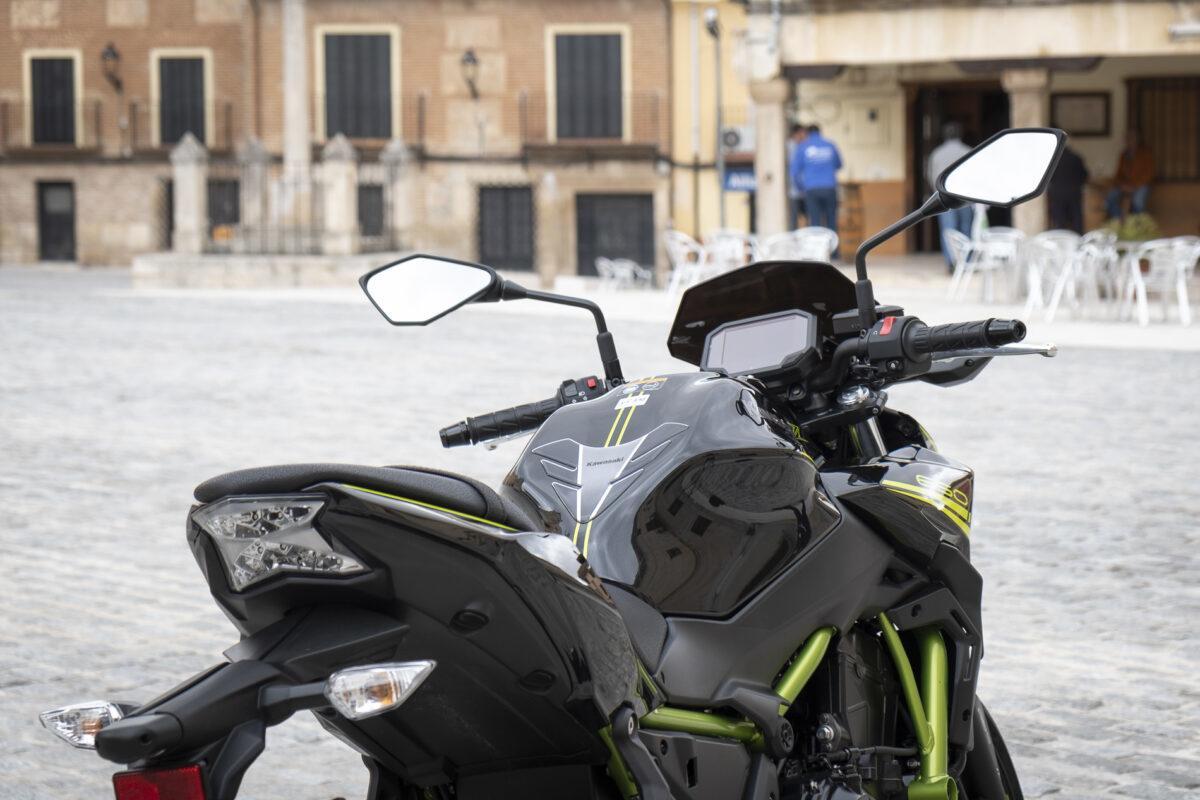 Prueba Kawasaki Z650 2020: impresiones y opinión