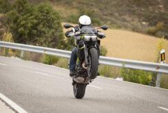 Prueba Kawasaki Z650 202010