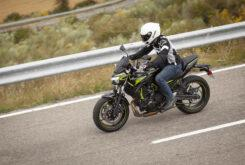 Prueba Kawasaki Z650 20207