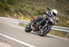 Prueba Kawasaki Z650 20209