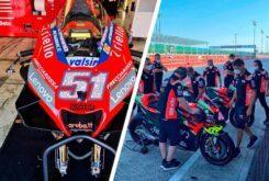 Test Misano MotoGP 2020