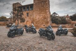 Yamaha Tricity 300 2020 detalles 54