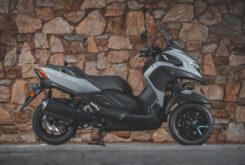 Yamaha Tricity 300 2020 detalles 56