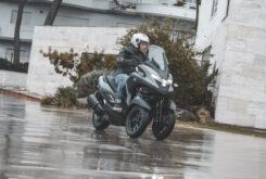 Yamaha Tricity 300 2020 pruebaMBK01