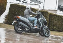 Yamaha Tricity 300 2020 pruebaMBK06