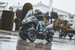 Yamaha Tricity 300 2020 pruebaMBK10