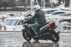 Yamaha Tricity 300 2020 pruebaMBK14