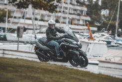 Yamaha Tricity 300 2020 pruebaMBK17