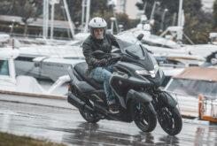 Yamaha Tricity 300 2020 pruebaMBK20