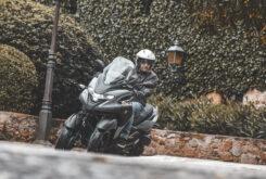 Yamaha Tricity 300 2020 pruebaMBK21