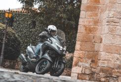 Yamaha Tricity 300 2020 pruebaMBK23
