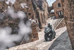 Yamaha Tricity 300 2020 pruebaMBK27