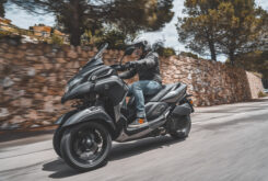 Yamaha Tricity 300 2020 pruebaMBK29