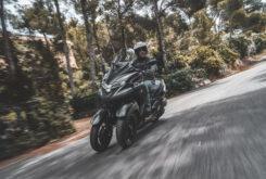 Yamaha Tricity 300 2020 pruebaMBK30
