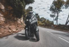 Yamaha Tricity 300 2020 pruebaMBK31