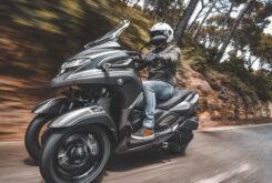 Yamaha Tricity 300 2020 pruebaMBK32