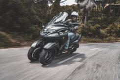 Yamaha Tricity 300 2020 pruebaMBK33