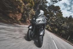Yamaha Tricity 300 2020 pruebaMBK34