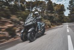 Yamaha Tricity 300 2020 pruebaMBK35
