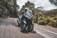 Yamaha Tricity 300 2020 pruebaMBK40