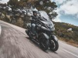 Yamaha Tricity 300 2020 pruebaMBK41