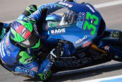 Enea Bastianini Moto2 Jerez 2020