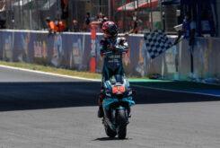 Fabio Quartararo victoria GP Andalucia MotoGP Jerez