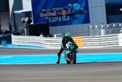 Franco Morbidelli MotoGP Jerez 2020