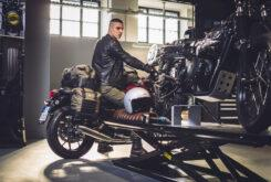 Kappa Rambler Range bolsas blandas moto equipaje 14